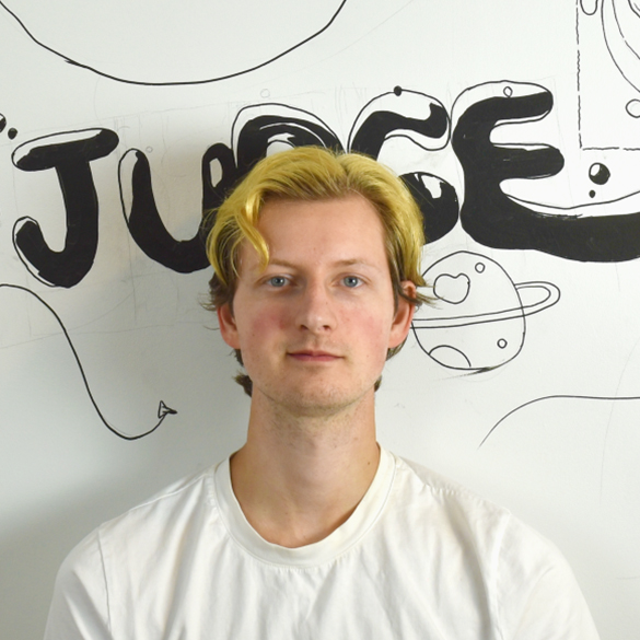 JUDGE is Stephen Judge an artist who works primarily in interactive digital mediums. He is an accomplished programmer, 3D artist and painter